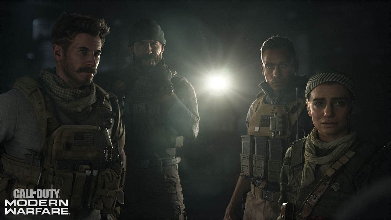 call of duty modern warfare review echo boomer 2