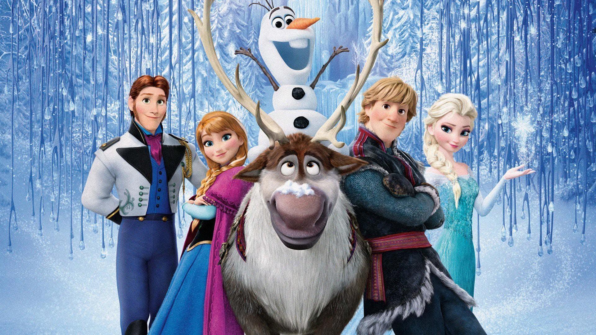 Frozen (2013) Crítica