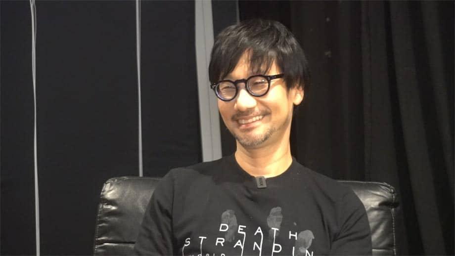 Hideo Kojima entrevista Death Stranding