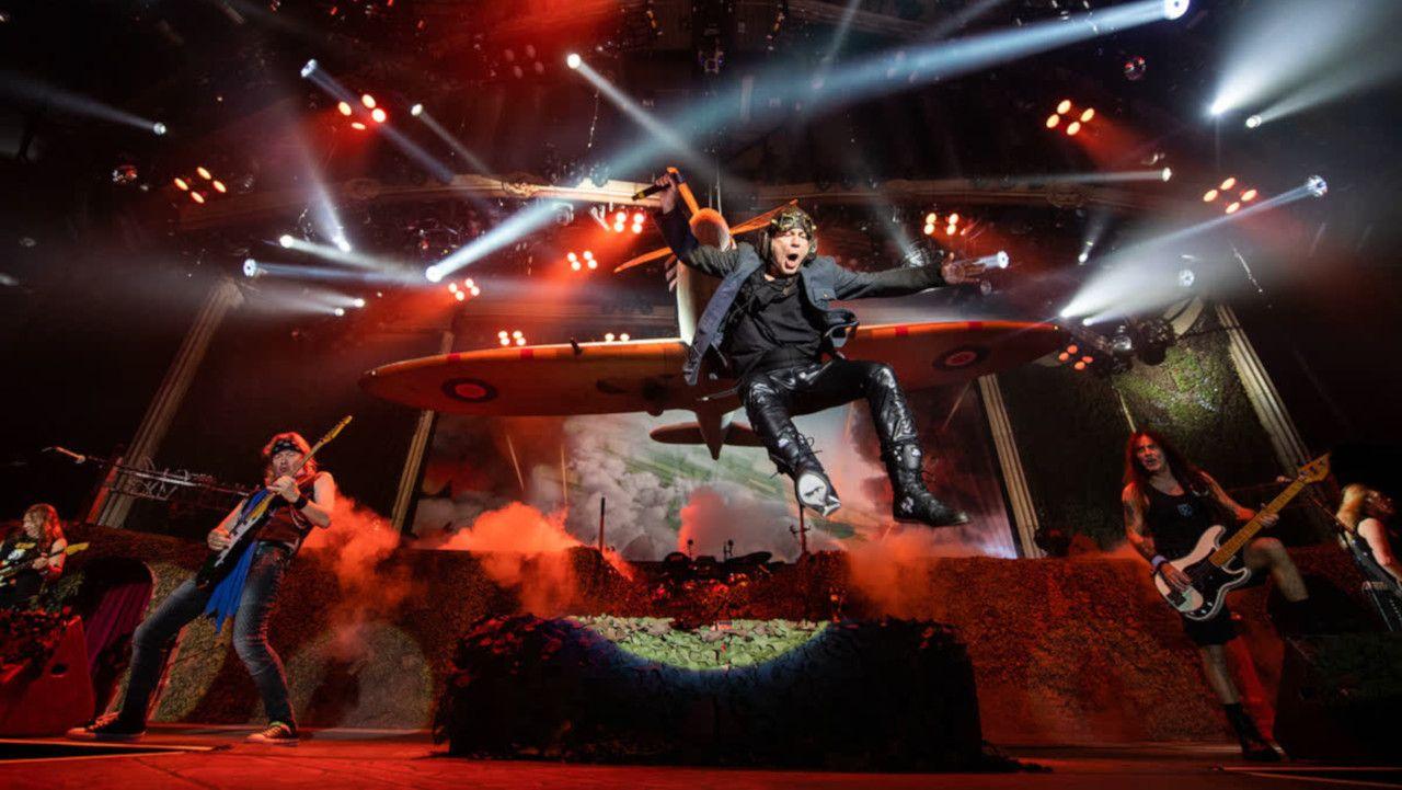 Iron Maiden regressam