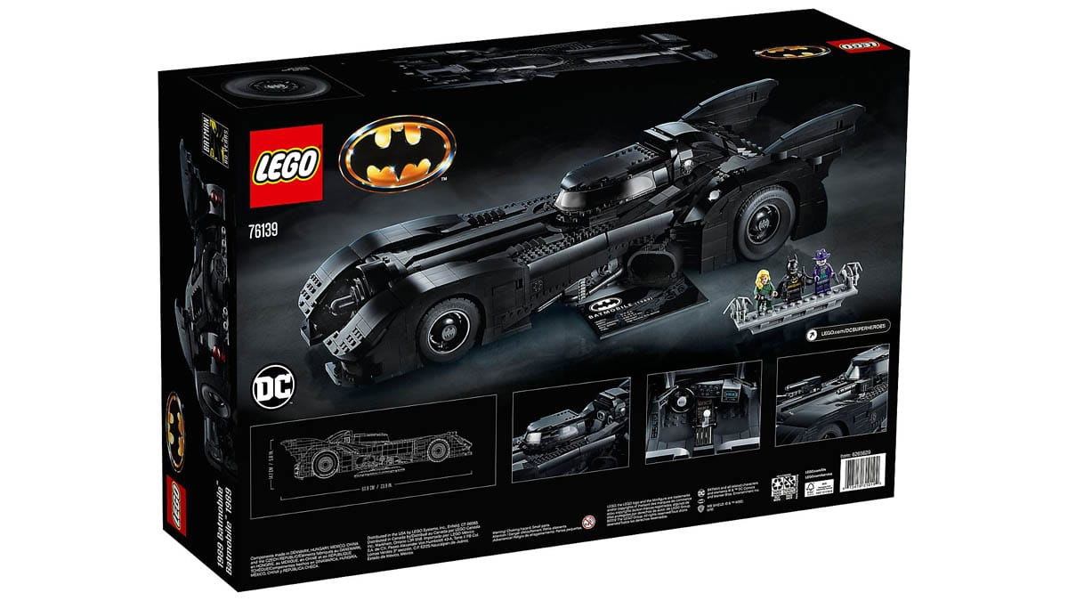 lego batmobile 1989 dc super heroes 76139 3