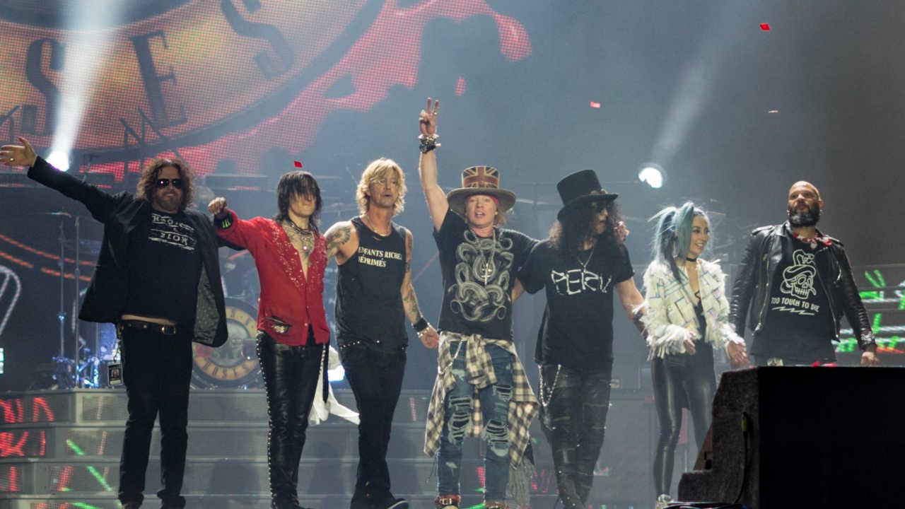 Guns N' Roses em Portugal