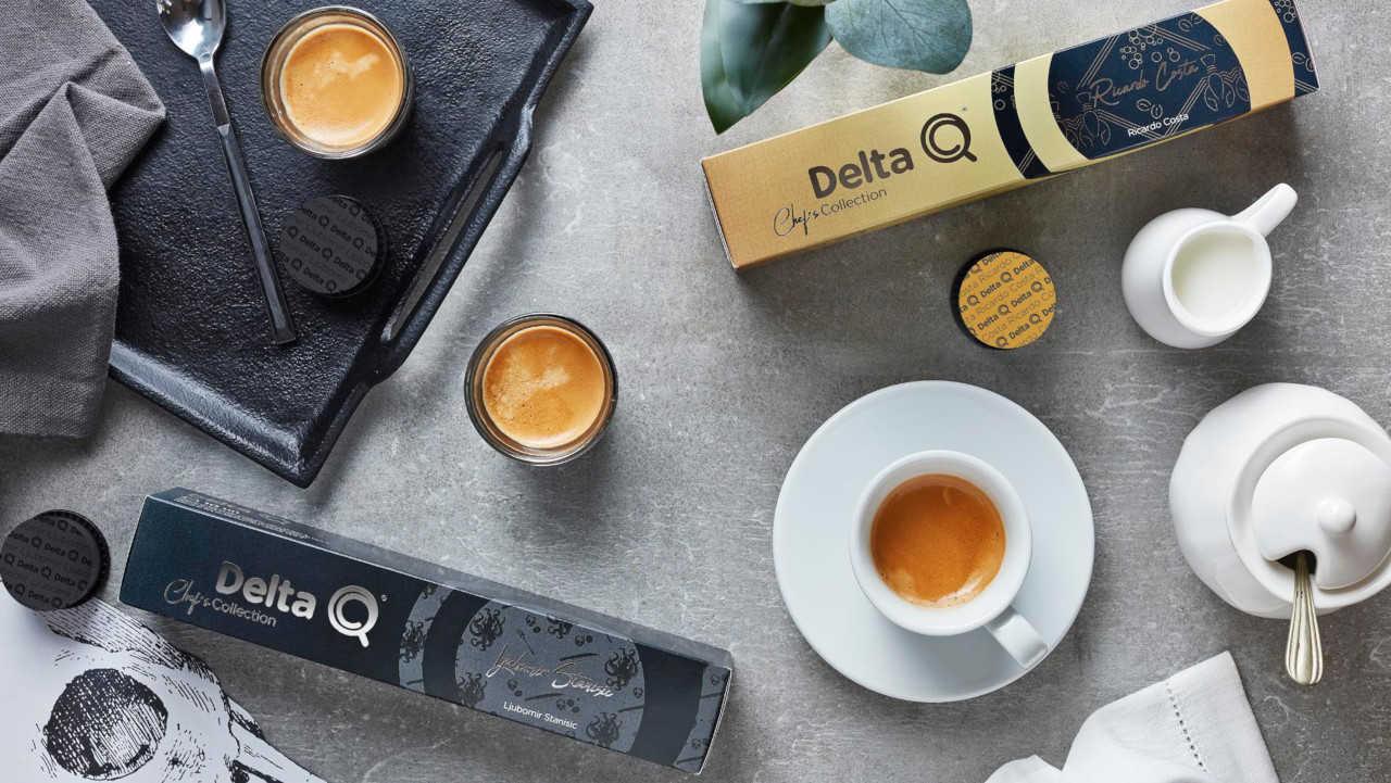 Delta Q café