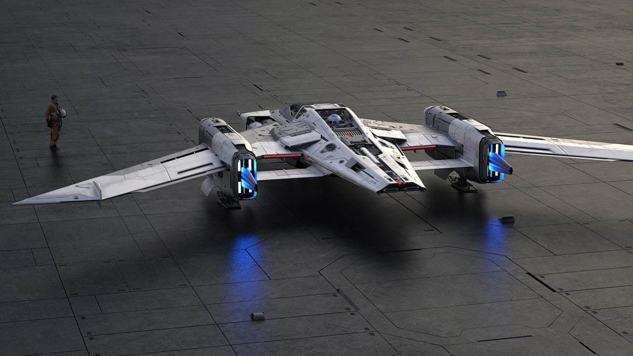 starship star wars tri wing s 91x pegasus starfighter 2019 porsche 3