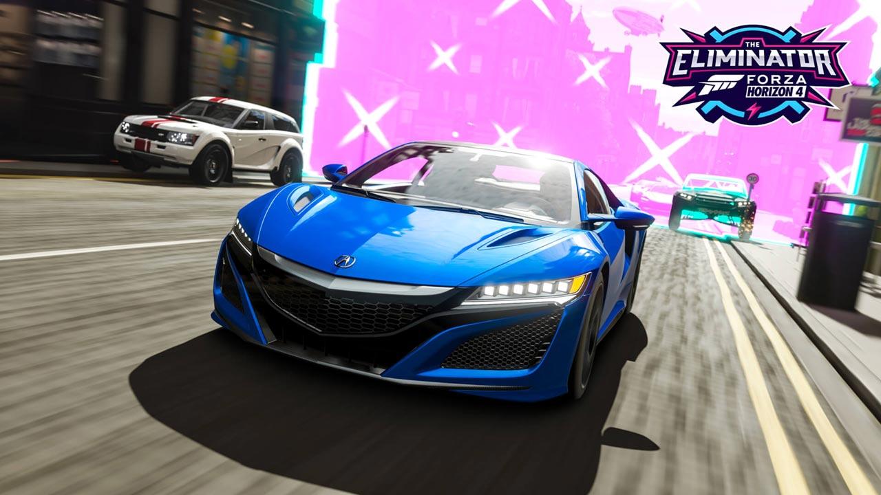 The Eliminator Forza Horizon 4