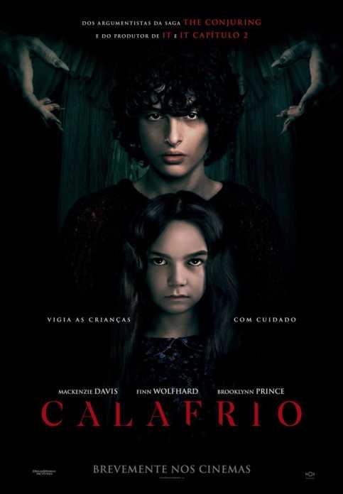 Calafrio Poster