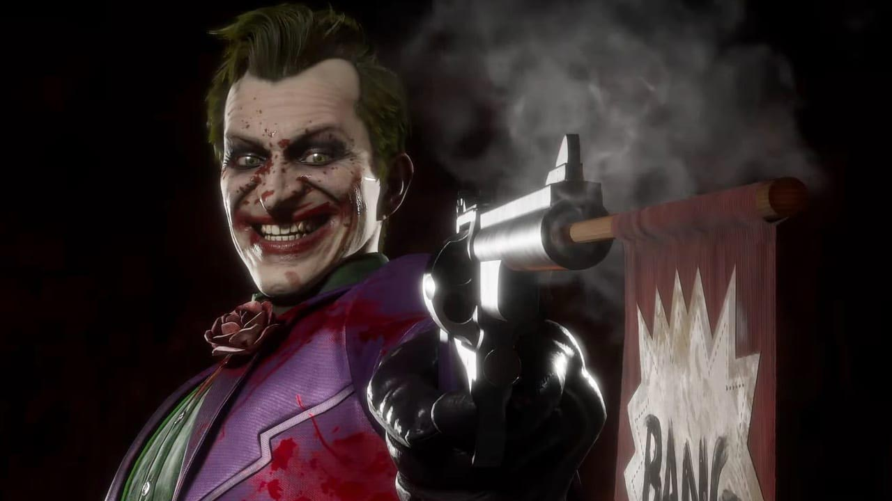 Joker Mortal Kombat 11