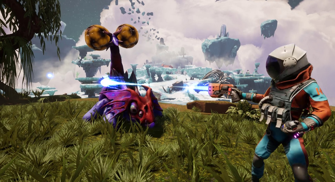 journey to the savage planet review echo boomer 1