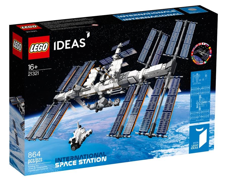 LEGO Ideas - Estação Espacial Internacional