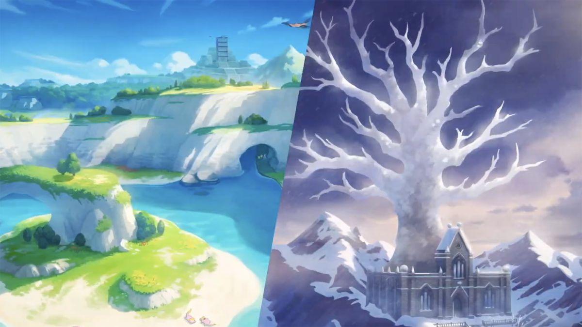 Pokémon Sword e Shield Expansion Pass