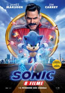Sonic - O Filme Poster