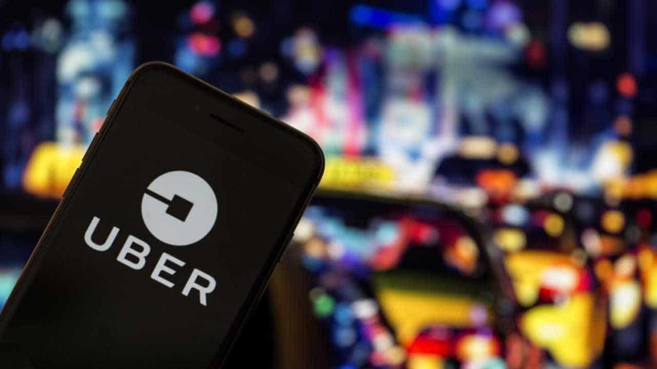 Viajar de Uber