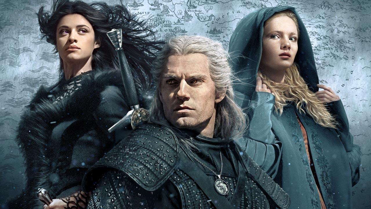 The Witcher - prequela