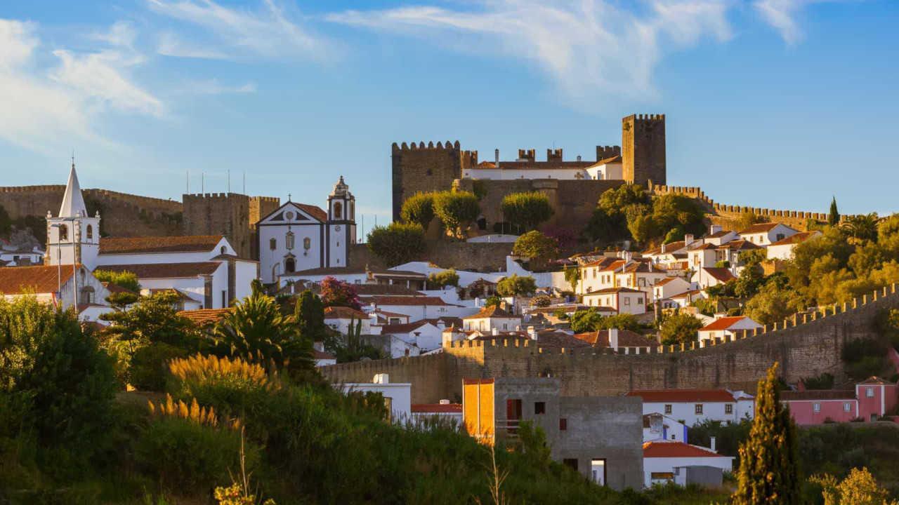 cinco cidades mais bonitas de Portugal