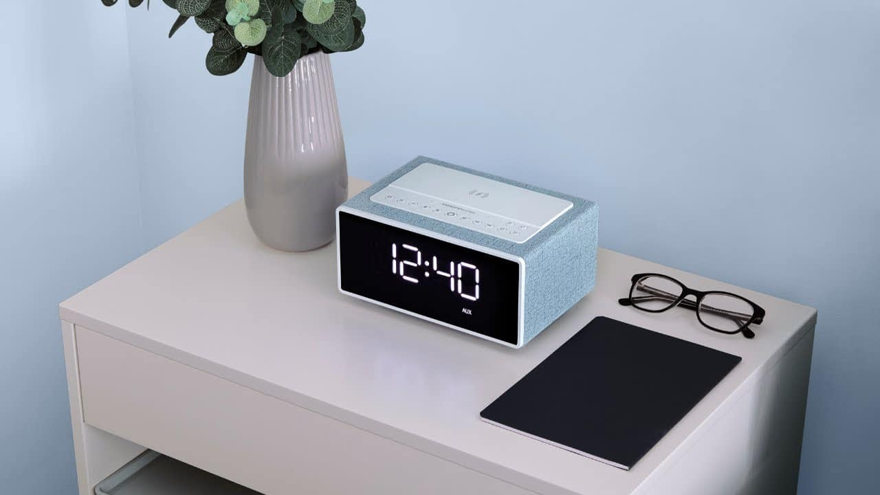 energy sistem smart speaker wake up imagem 2
