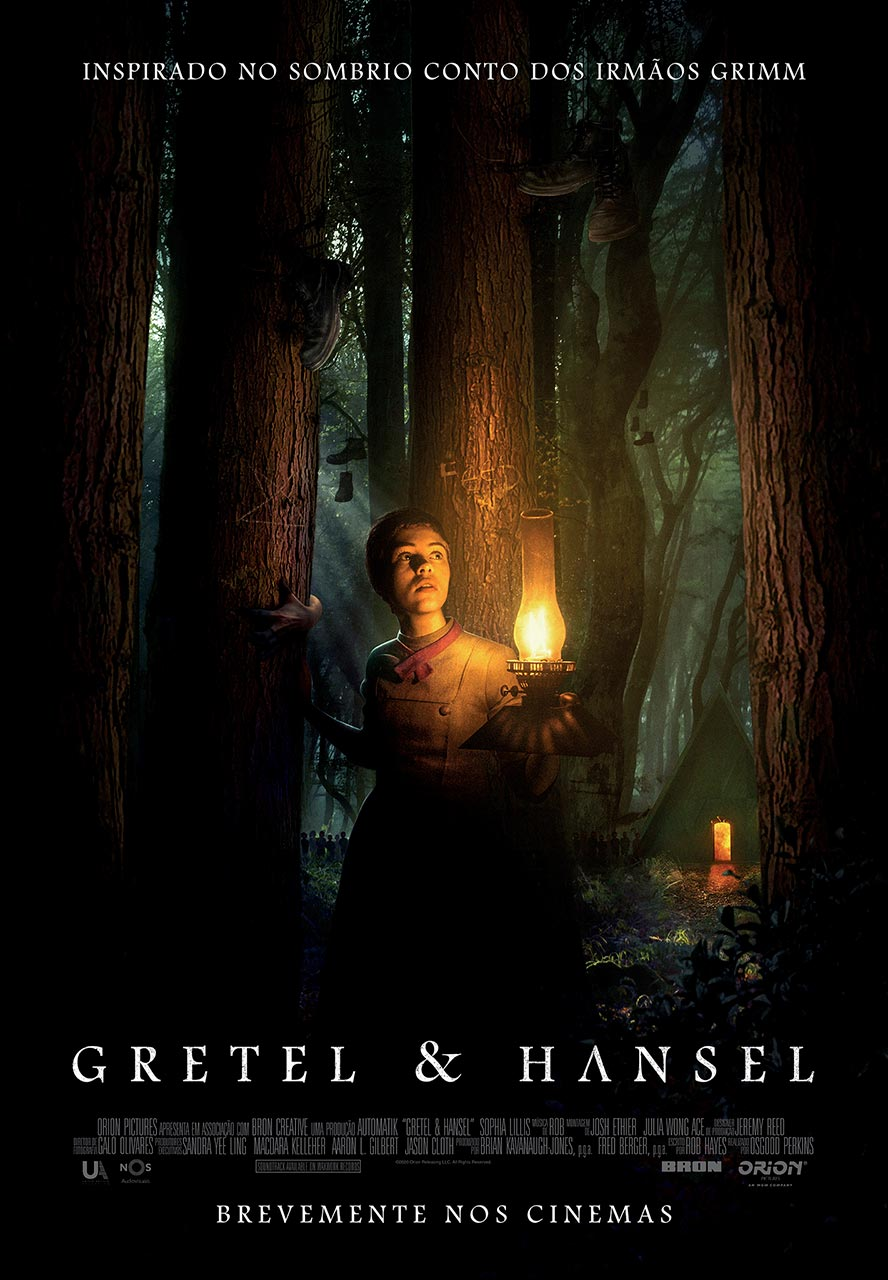 gretel and hansel poster