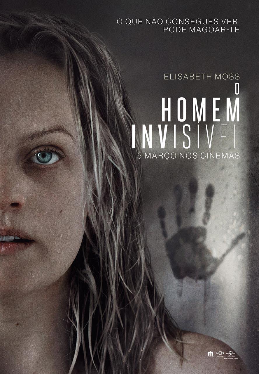 O Homem Invisível Poster