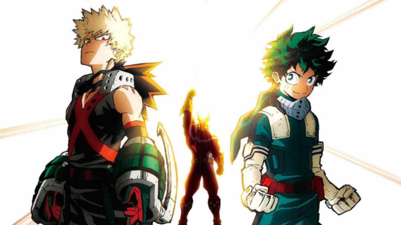 Boku no Hero Academia - Heroes Rising