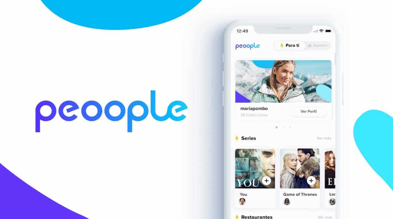rede social Peoople