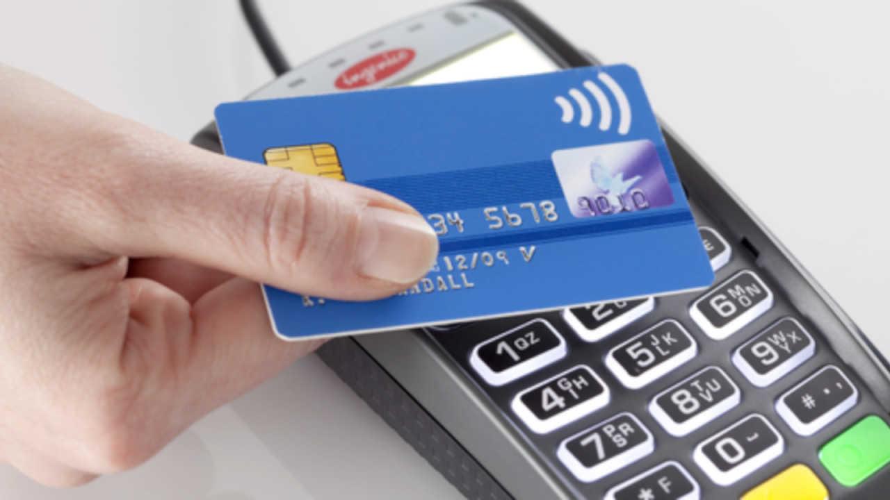 pagamentos contactless