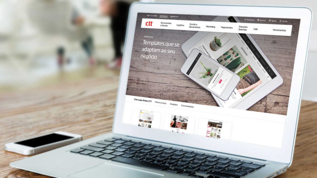Criar Lojas Online