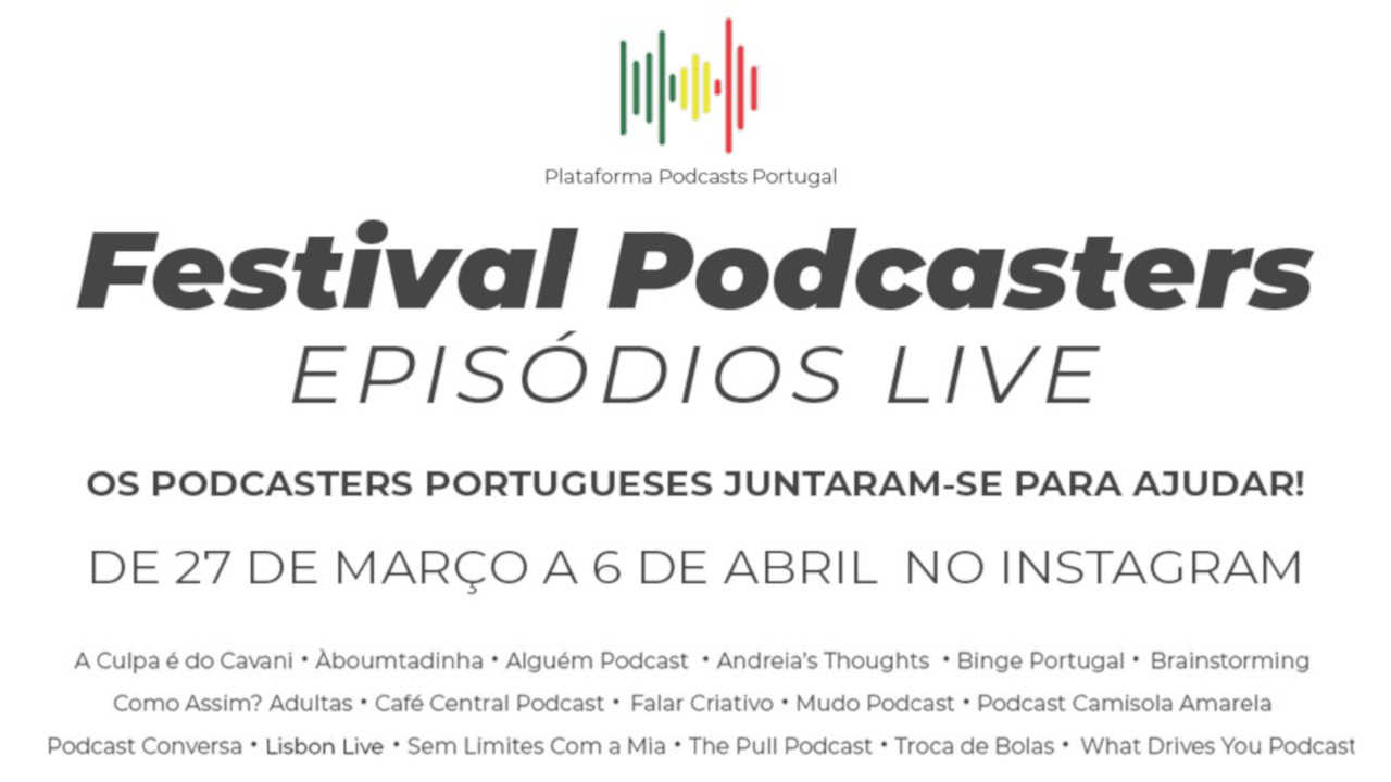 Festival Podcasters