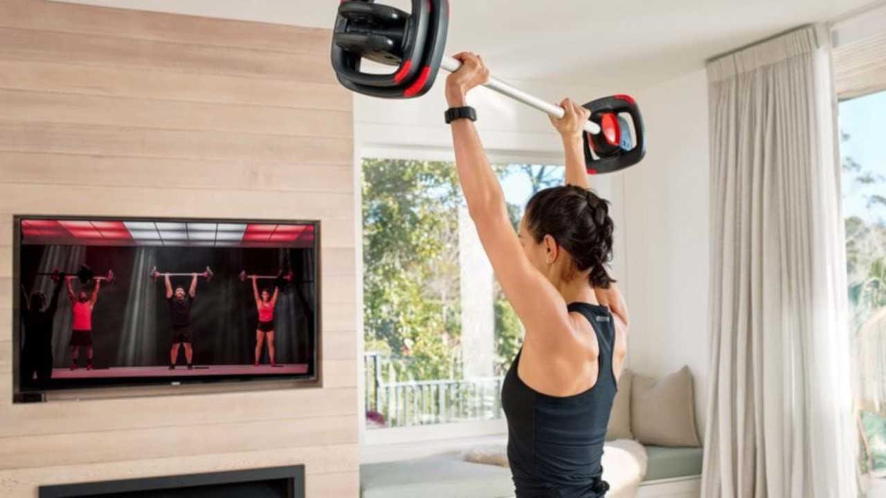 fitness hut les mills on demand