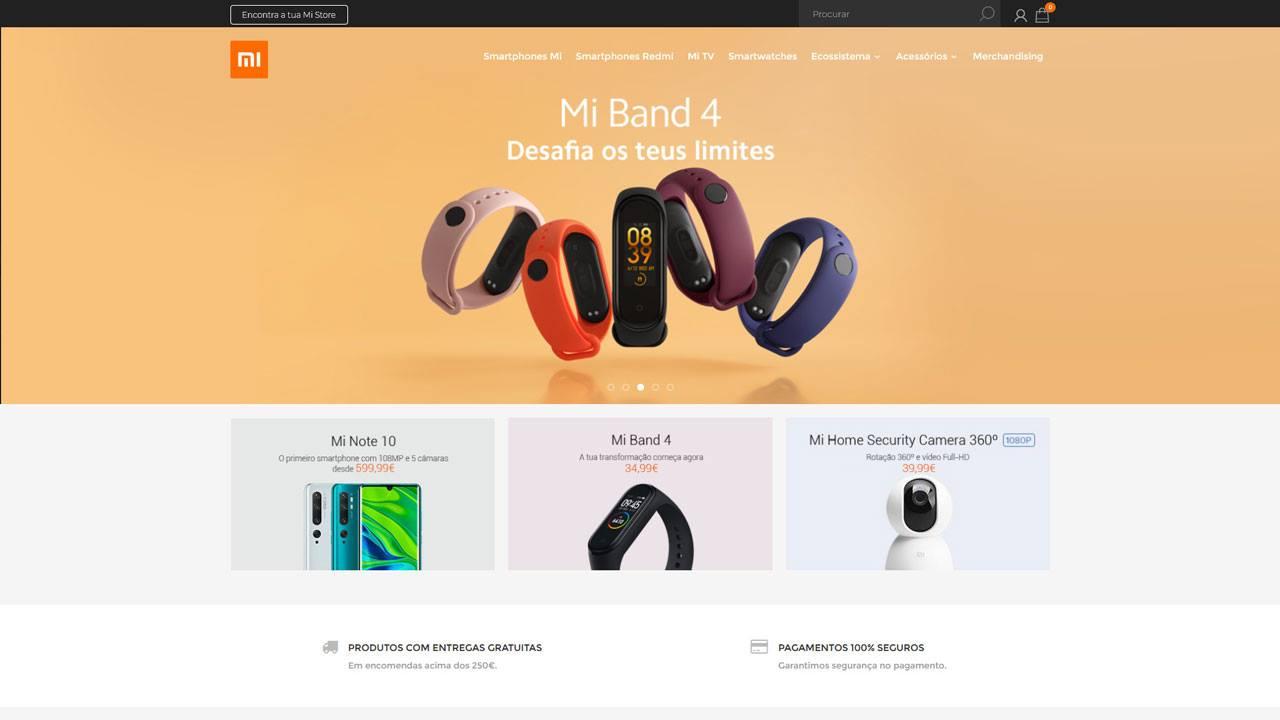 Mi Store Portugal - Loja online da Xiaomi