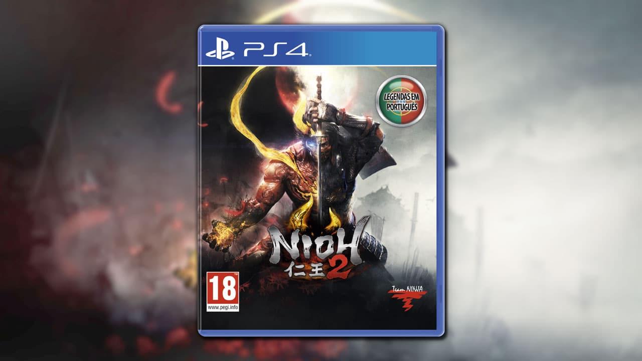 Nioh 2 capa