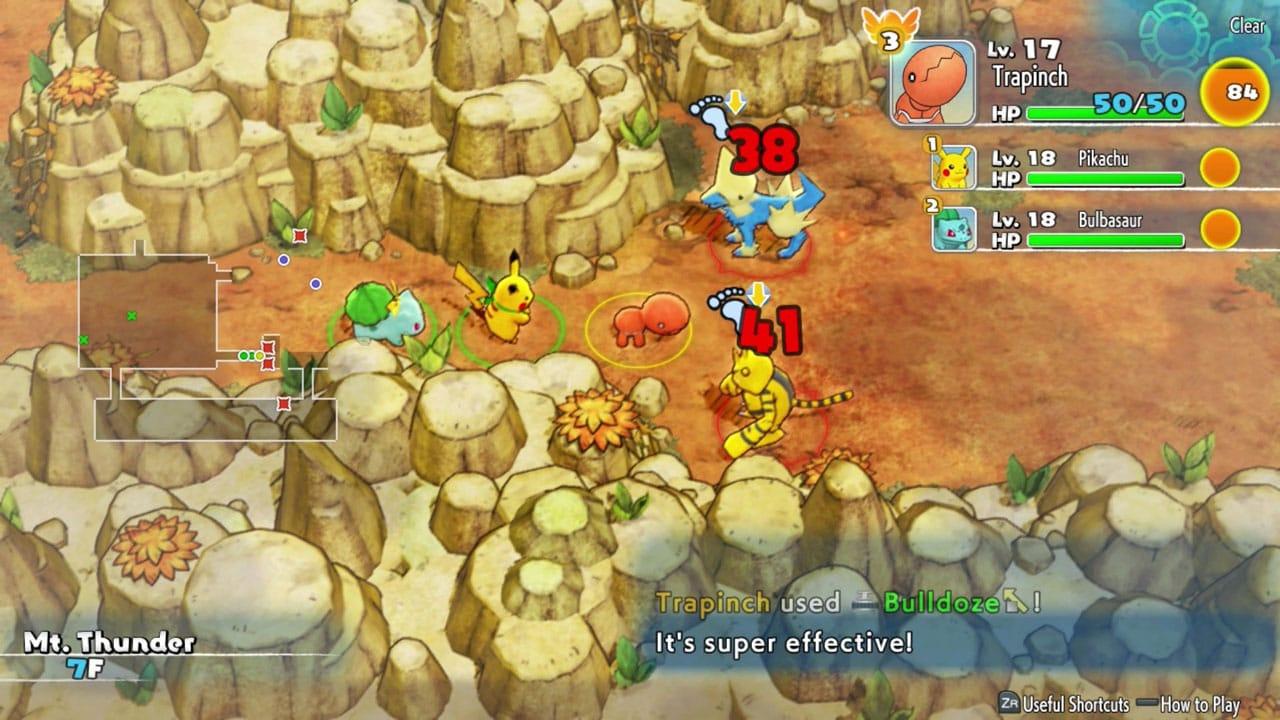 Pokémon Mistery Dungeon: Rescue Team DX