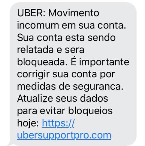 esquema uber