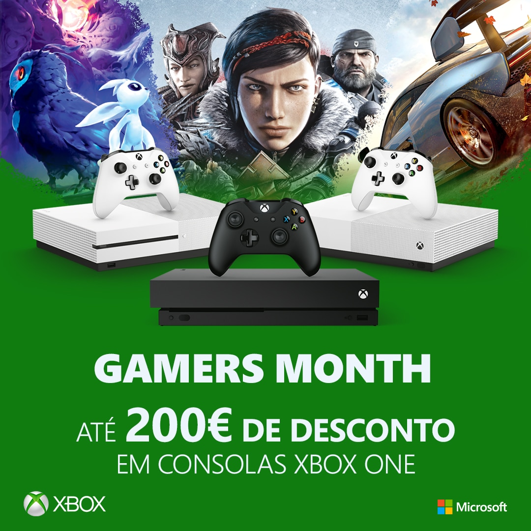 gamers month xbox 1