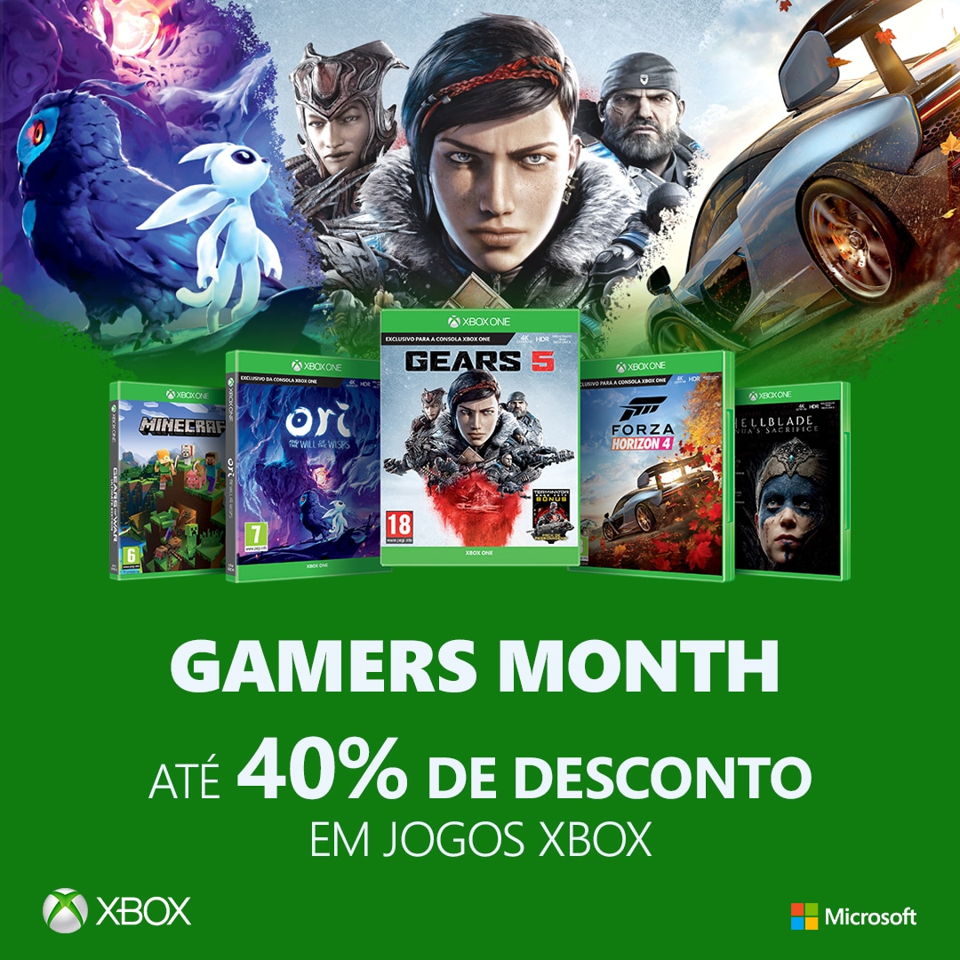 gamers month xbox 2