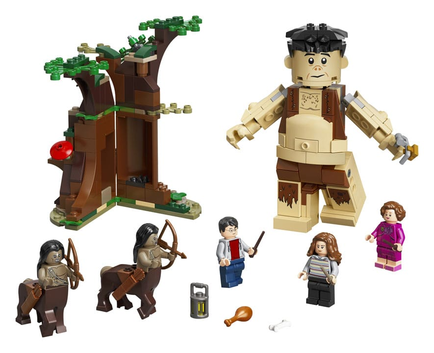 lego harry potter floresta perdida