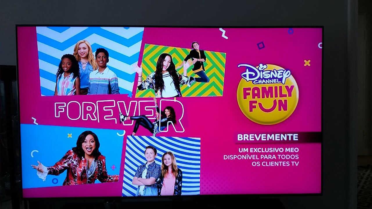 Disney Channel Family FUN