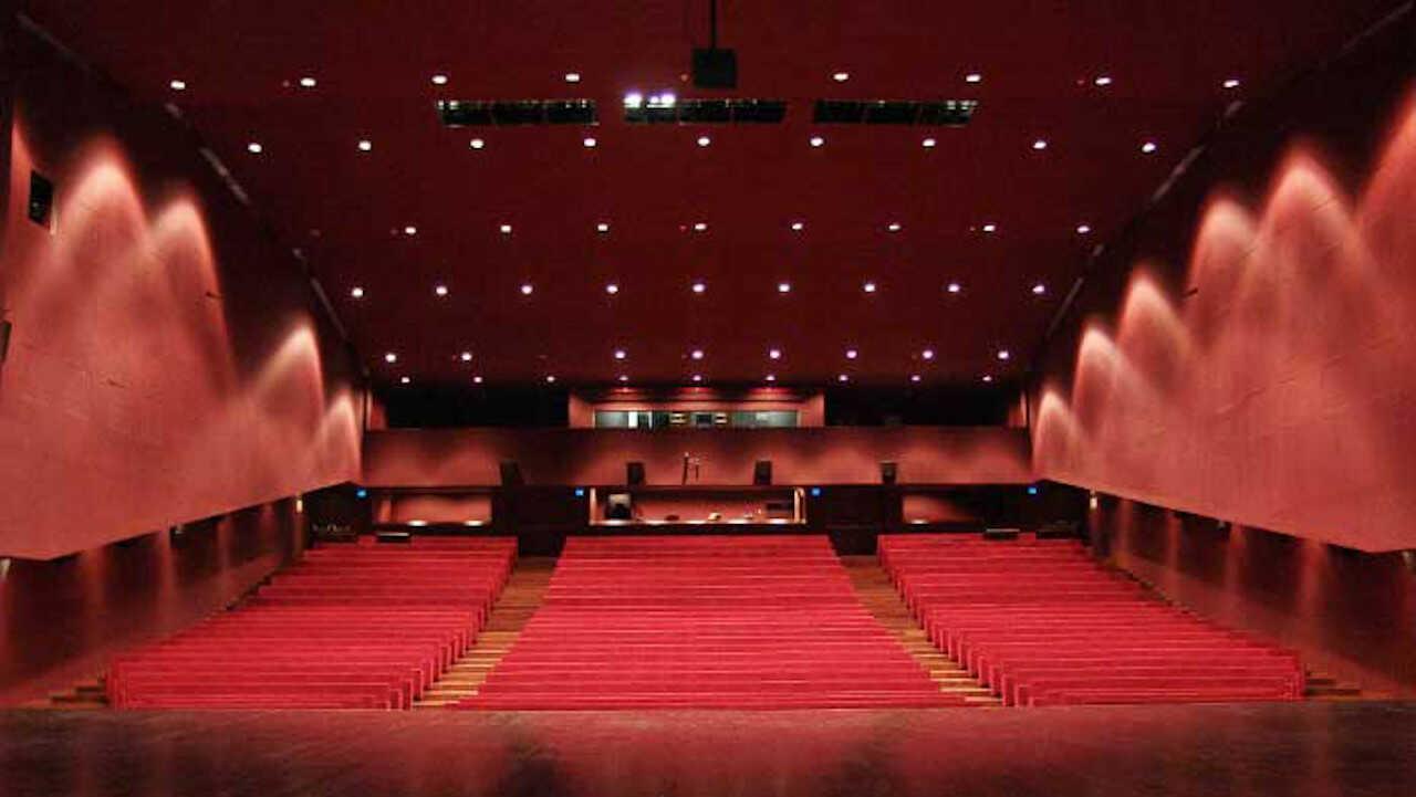 salas de espetáculos