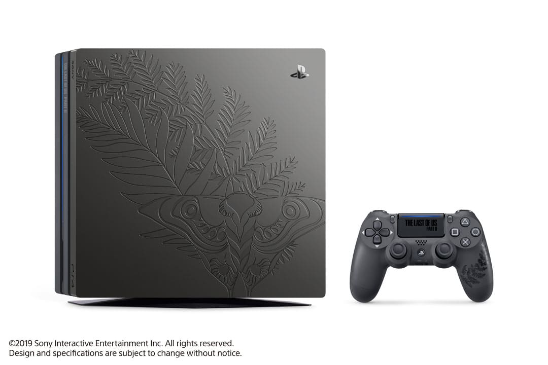 the last of us part ii ps4 pro le 2