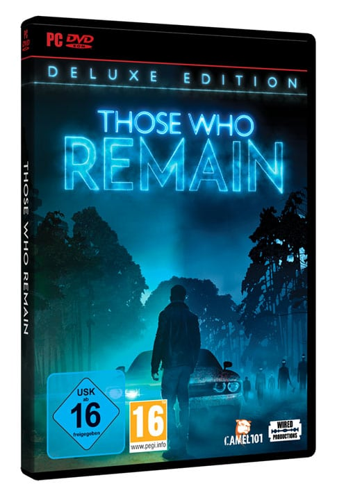 those who remain digital deluxe pc