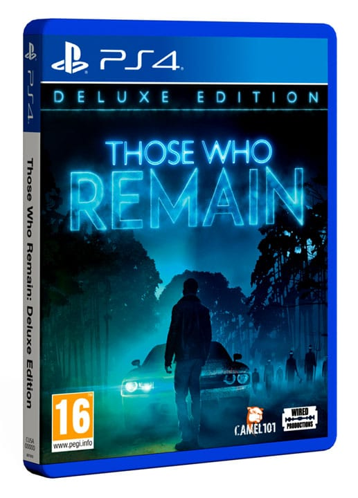 those who remain digital deluxe ps4