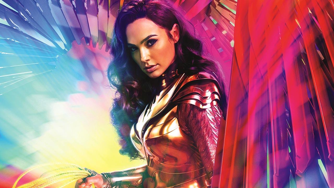 Wonder Woman 1984 estreia finalmente nos cinemas em agosto