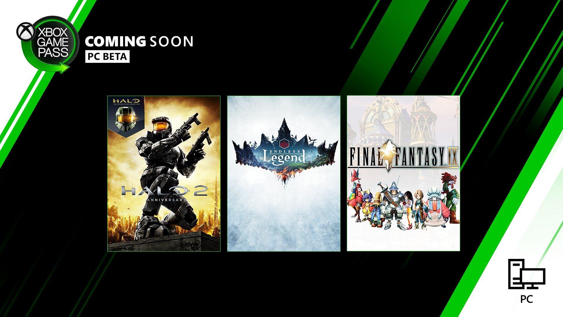 Xbox Game Pass Maio PC