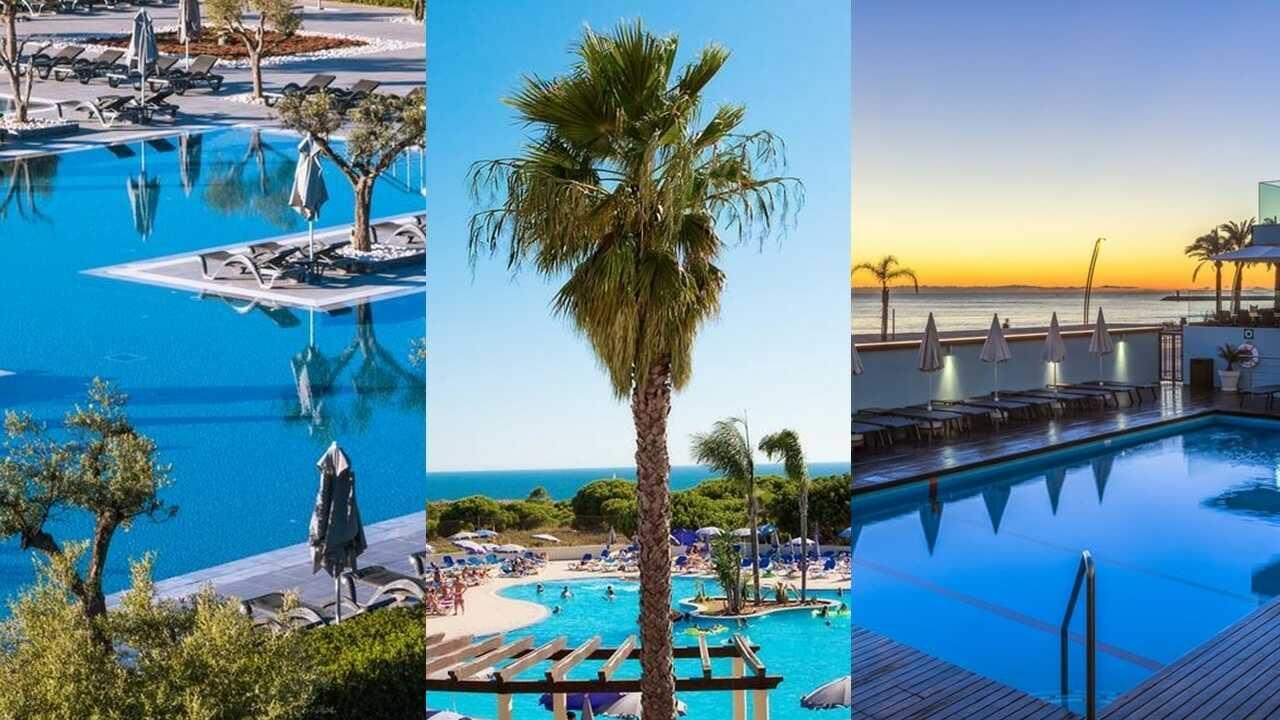 alojamento hotéis Algarve