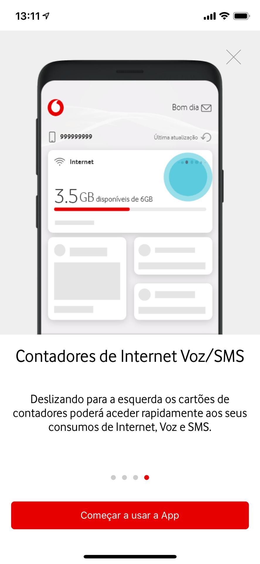 app my vodafone 3