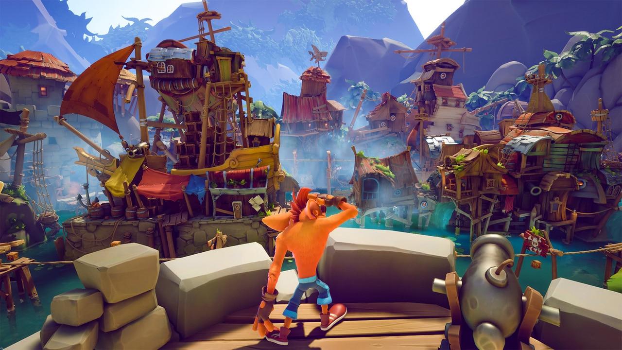 Crash Bandicoot 4 - microtransações