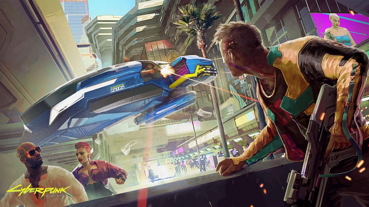 Cyberpunk 2077 - goodies digitais