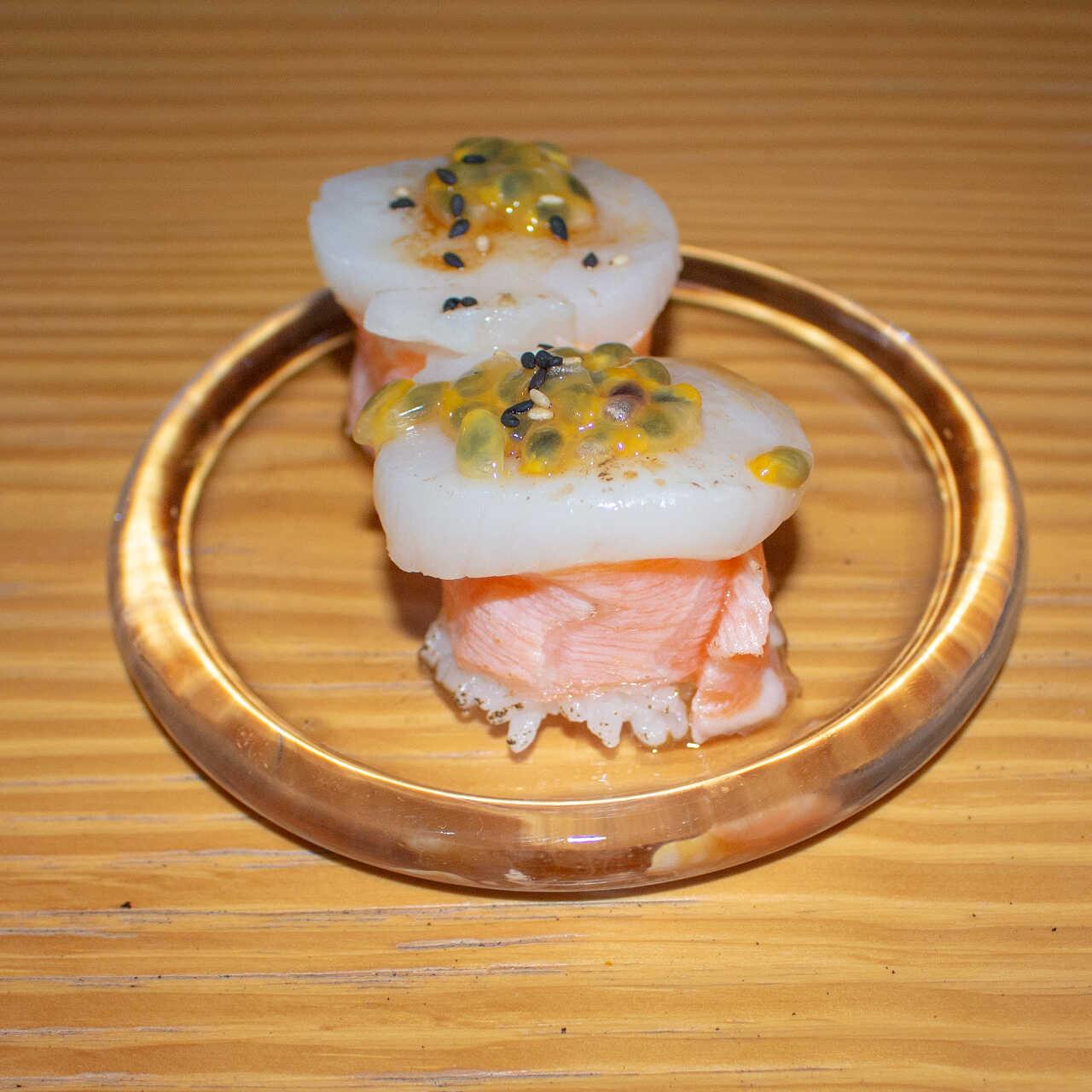 daiya cocktail sushi 1