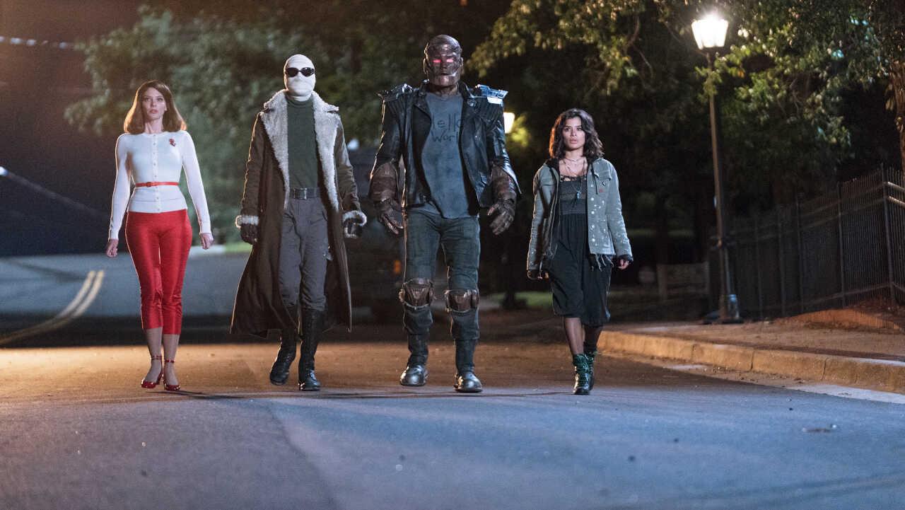 Doom Patrol terceira temporada