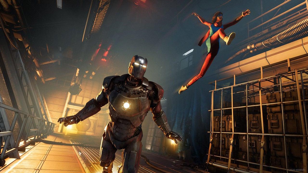 marvels avengers 4