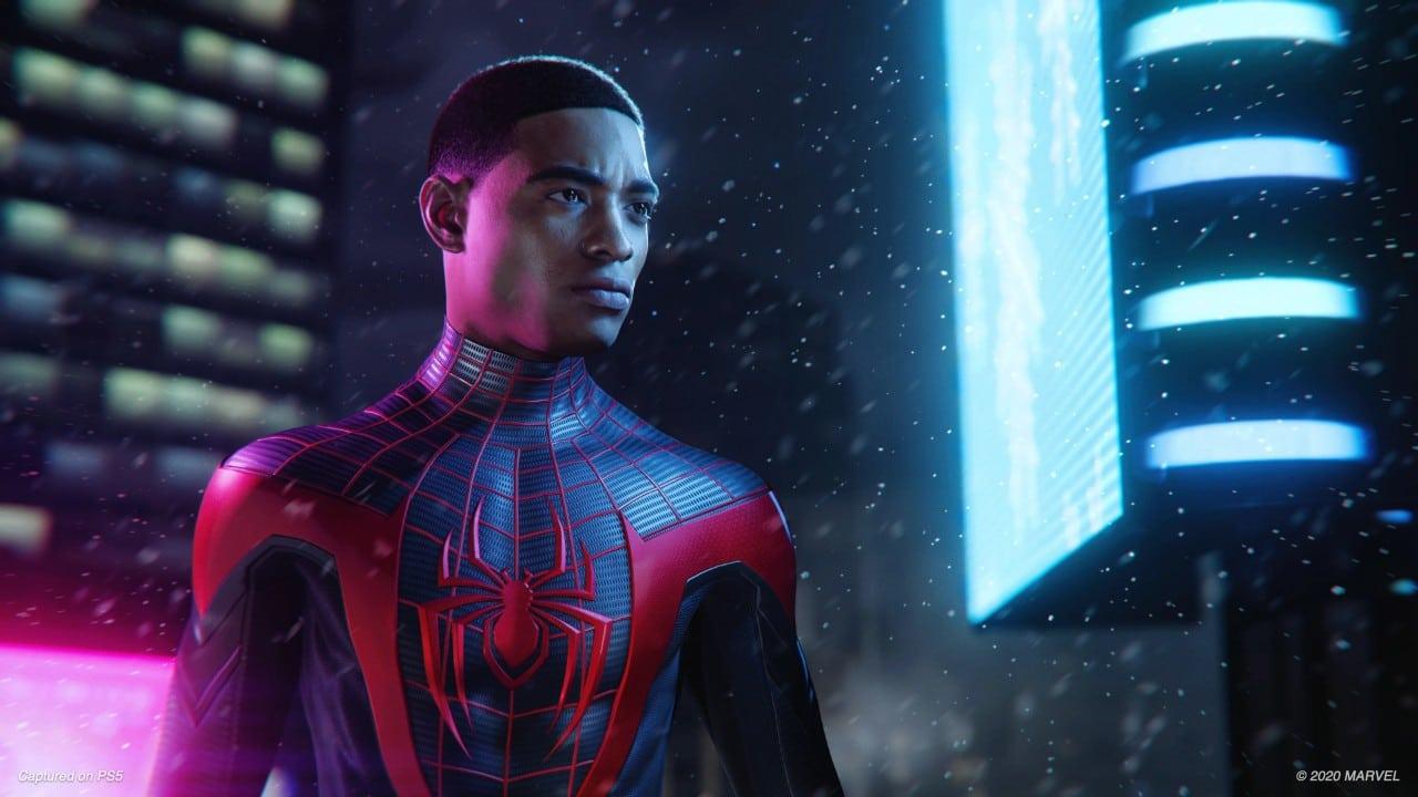 Marvel's Spider Man Miles Morales - PlayStation 5