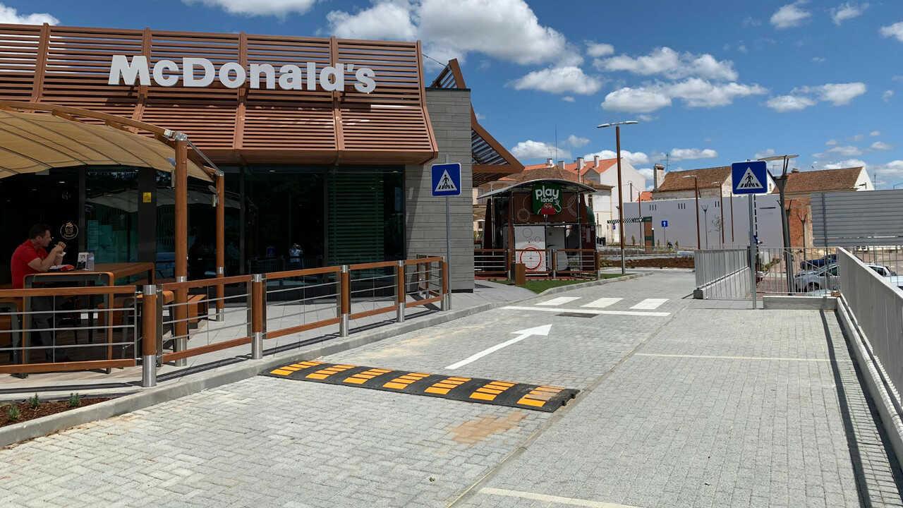 McDonald's Abrantes